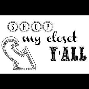 Shop My Closet & Bundle for an Even Better Deal!!!
